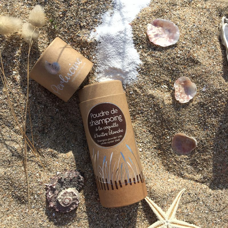 poudre de shampoing naturelle cosmos natural perlucine